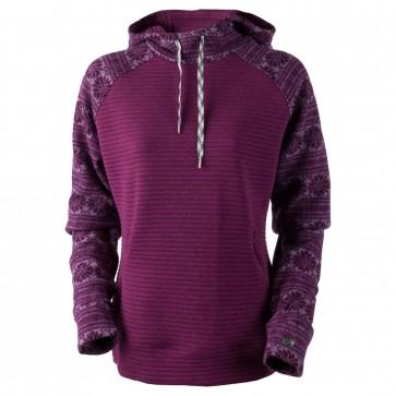 Obermeyer Womens Gracey Hooded Fleece Pullover