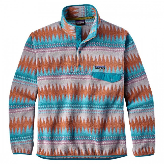 Patagonia Men s Lightweight Synchilla Snap-T Fleece Pullover 20ddb36ef19a