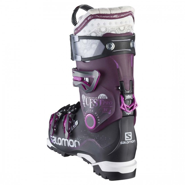 exquisite design shop best sellers best Salomon Quest PRO 100W Womens Ski Boot 2015-16