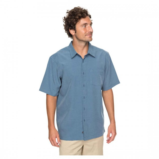 f1bfb003 Quiksilver Waterman Centinela 4 Short Sleeve Shirt