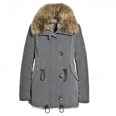 Goldbergh Jill Womens Fur Lined Winter Jacket