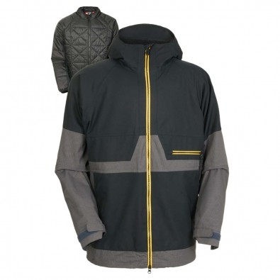 686 Men's Authentic Smarty Network Jacket
