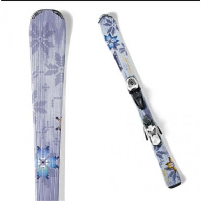 Nordica Cinnamon Girl Refurbished Junior Skis