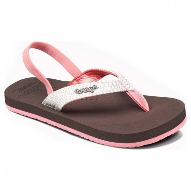 Reef Little Cushion Sassy Girls Sandal