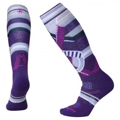 Smartwool Ladies PhD Pattern Ski Sock
