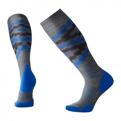 Smartwool Men's PhD Ski Light Elite Pattern Sock