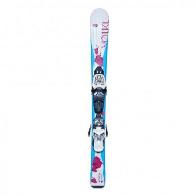 Volkl Chica Refurbished Girls Skis 2015