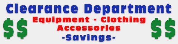 Shop Clearaance