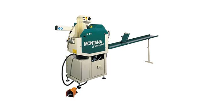 Montana HTT-2000 Ceramic Base Edge Beveler