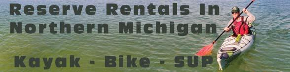 Rent Bikes, Kayaks, Sup's Equipment