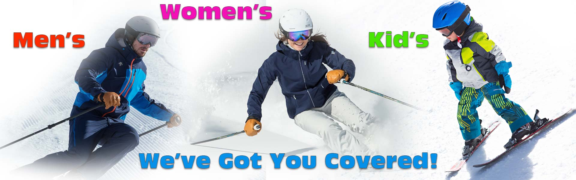 Stay Warm & Comfortable this winter with a jacket or pants from Bahnhof Sport - We've Got You Covered