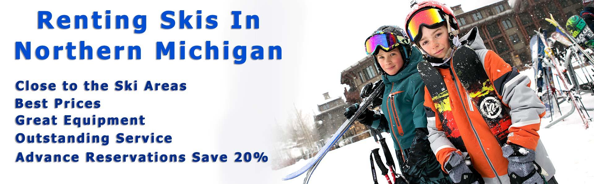 HuReserve Ski & Snowboard Equipment in Norther Michigan